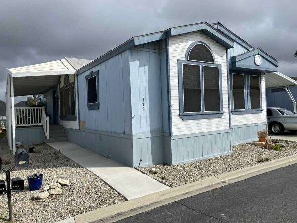 1995 Golden West Mobile Home For Sale
