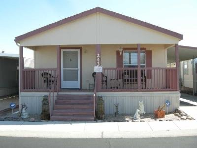 Mobile Home at 8401 S. Kolb Rd #243 Tucson, AZ 85756