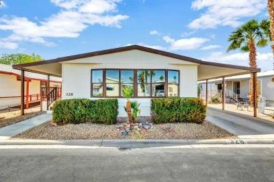 Mobile Home at 6420 E Tropicana Ave #328 Las Vegas, NV 89122