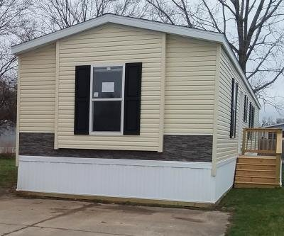 Mobile Home at 727 Campbell St Lot Cb727 Lebanon, IN 46052