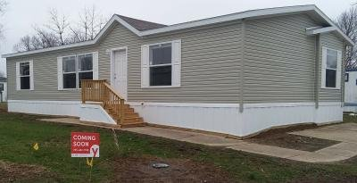 Mobile Home at 808 Campbell St Lot Cb808 Lebanon, IN 46052