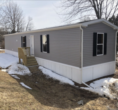 Mobile Home at 286-80 Lower Nis Hollow Dr Lehighton, PA 18235