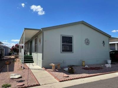 Mobile Home at 8832 E Pueblo Ave Mesa, AZ 85208