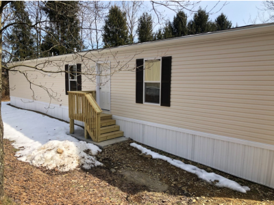Mobile Home at 286-114 Lower Nis Hollow Dr Lehighton, PA 18235