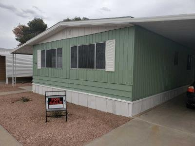 Mobile Home at 11411 N 91st Ave #154 Peoria, AZ 85345