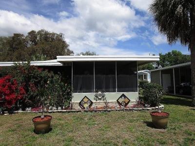 Mobile Home at 111 Poinsettia Drive Leesburg, FL 34788