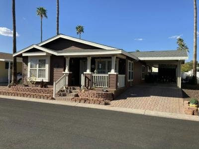 Mobile Home at 2401 W. Southern Ave. #386 Tempe, AZ 85282