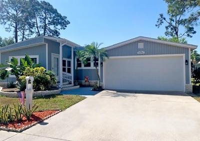 Mobile Home at 1335 San Miguel Lane North Fort Myers, FL 33903