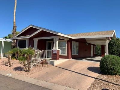 Mobile Home at 201 S Greenfield Rd #153 Mesa, AZ 85206