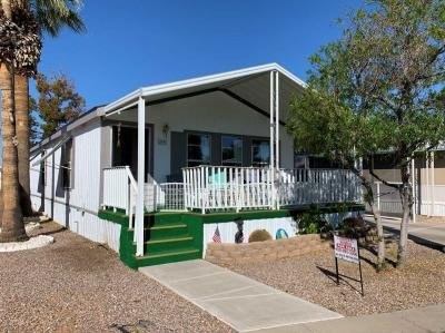 Mobile Home at 201 S Greenfield Rd #299 Mesa, AZ 85206