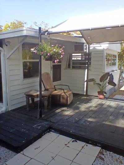 """Mobile Home at 1119 Periwinkle Way. """"33 Sanibel, FL 33957"""