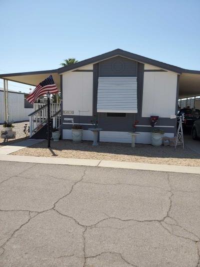 Mobile Home at 19802 N. 32nd St.,#41 Phoenix, AZ 85050