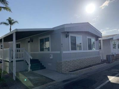 Mobile Home at 1781 Nisson Rd #61 Tustin, CA 92780