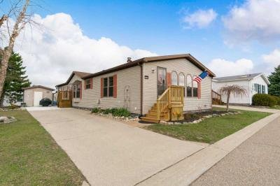 Mobile Home at 9799 Russell Street Northville, MI 48167