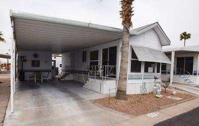 Mobile Home at 1371 E. 4th Ave. Apache Junction, AZ 85120