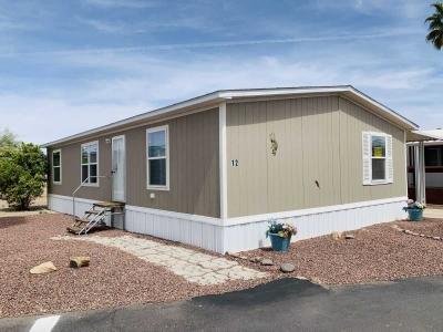 Mobile Home at 13377 N Sandario Rd #12 Marana, AZ 85653