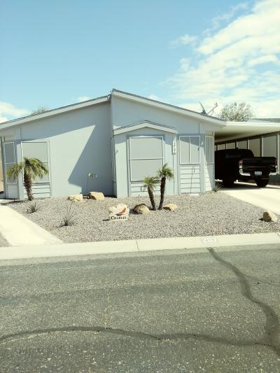 Mobile Home at 2350 Adobe Road Lot #267 Bullhead City, AZ 86442