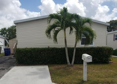 Mobile Home at 34965 S.w. 188th Avenue Homestead, FL 33034