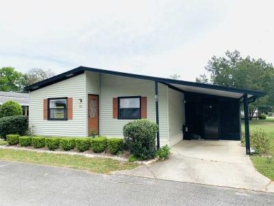 Mobile Home at 245 Wildwood Dr, Lot 78 Saint Augustine, FL 32086