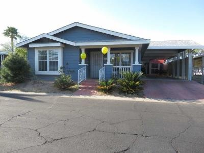 Mobile Home at 10960 N. 67th Avenue #234 Peoria, AZ 85345