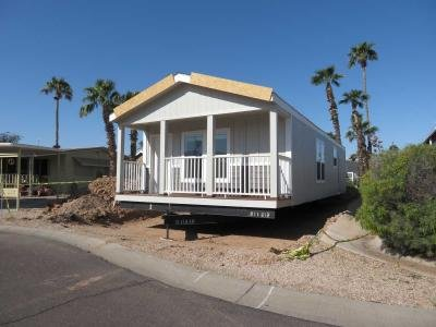 Mobile Home at 10960 N 67th Avenue #24 Glendale, AZ 85304