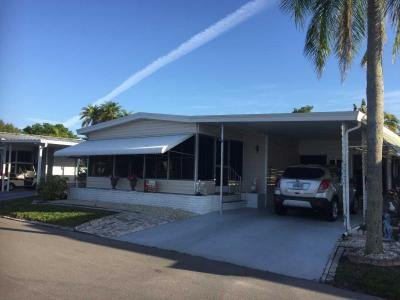 Mobile Home at 946 Strongbox Lane North Fort Myers, FL 33903