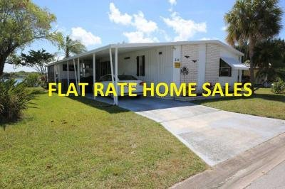 Mobile Home at 7300 20th St Lot 527 Vero Beach, FL 32966