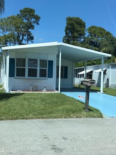 Mobile Home at 17 Quintana Roo Ln Port Saint Lucie, FL 34952