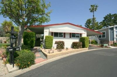 Mobile Home at 24001 Muirlands #374 Lake Forest, CA 92630