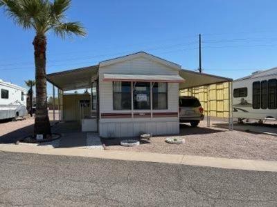 Mobile Home at 900 N. San Marcos Dr. Apache Junction, AZ 85120