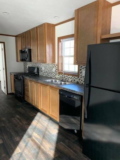 Mobile Home at 153 Powell Street West Branch, IA 52358