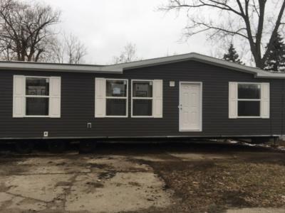 Mobile Home at 6414 Lake Drive Site #007 Ypsilanti, MI 48197