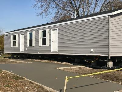 Mobile Home at 9834 Ivan Drive Site #011 Ypsilanti, MI 48197