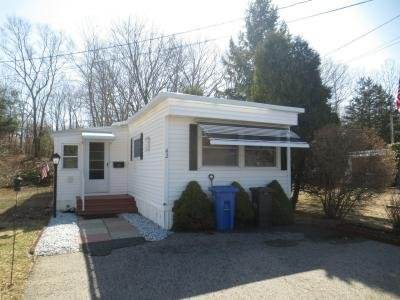 Mobile Home at 42 Old Wood Road Storrs, CT 06268
