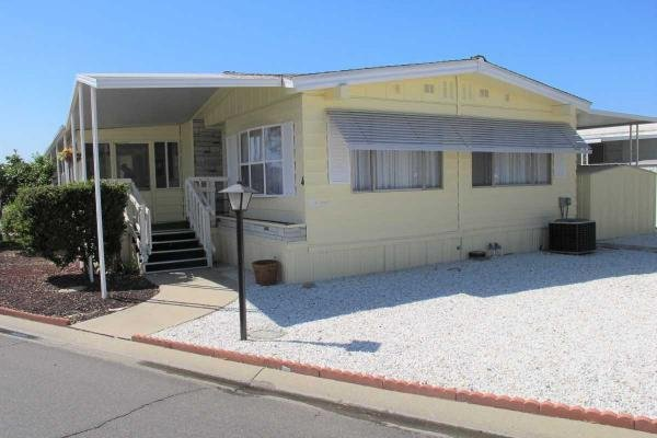 1972 Silvercrest Mobile Home For Sale