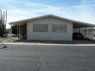 Mobile Home at 2701 E. Utopia Road #181 Phoenix, AZ 85050