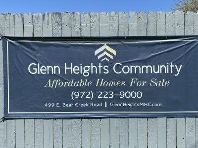 Mobile Home at 1513 Kodiak Trail Glenn Heights, TX 75154