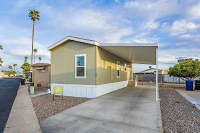 Mobile Home at 2701 E. Allred Ave Lot #55 Mesa, AZ 85204