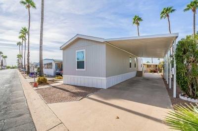 Mobile Home at 10540 E. Apache Trail, #15 Apache Junction, AZ 85120