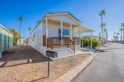 Mobile Home at 10540 E. Apache Trail #161 Apache Junction, AZ 85120