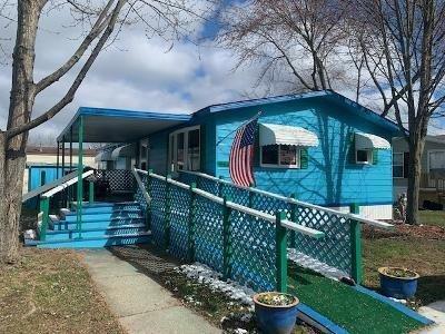 Mobile Home at 46204 Lacrosse Drive Macomb, MI 48044
