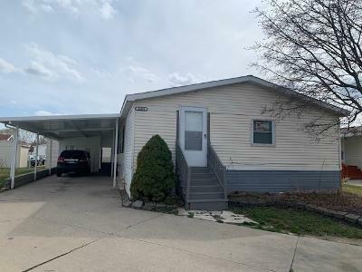 Mobile Home at 43484 Park Dr E Clinton Township, MI 48036
