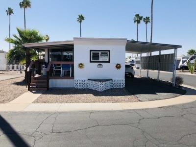 Mobile Home at 2701 E Allred Ave Mesa, AZ 85204