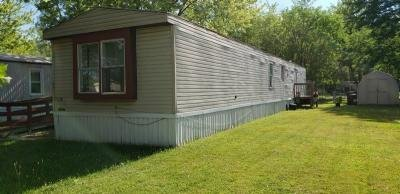 Mobile Home at 5927 Frederick Romulus, MI 48174