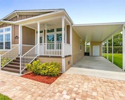 Mobile Home at 21 Appletree Lane Naples, FL 34112