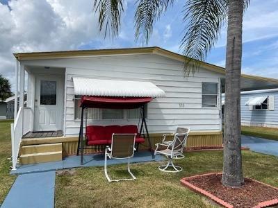 Mobile Home at 570 Barb Ann Lane Port Saint Lucie, FL 34952