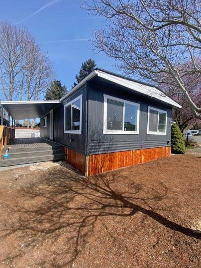 Mobile Home at 16745 SE División St #289 Portland, OR 97236