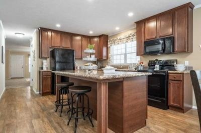 Mobile Home at 1295 Powder Horn Court Mount Pleasant, MI 48858