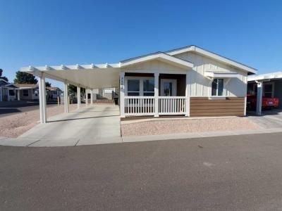 Mobile Home at 650 N. Hawes Rd. #3502 Mesa, AZ 85207