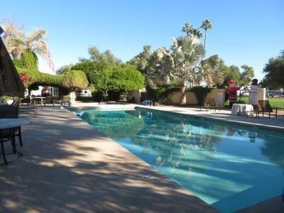 Mobile Home at 6960 W. Peoria Avenue #118 Peoria, AZ 85345